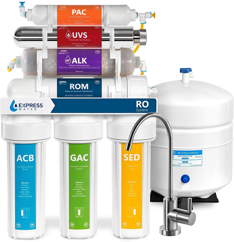 uv reverse osmosis system