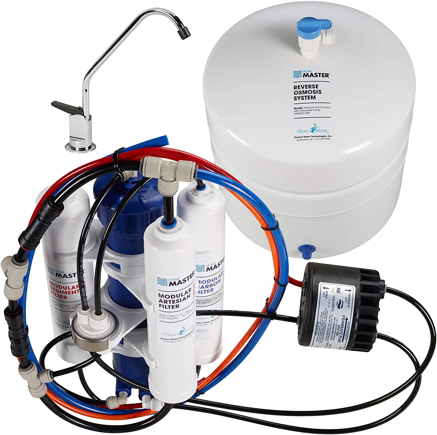 best reverse osmosis system for home use