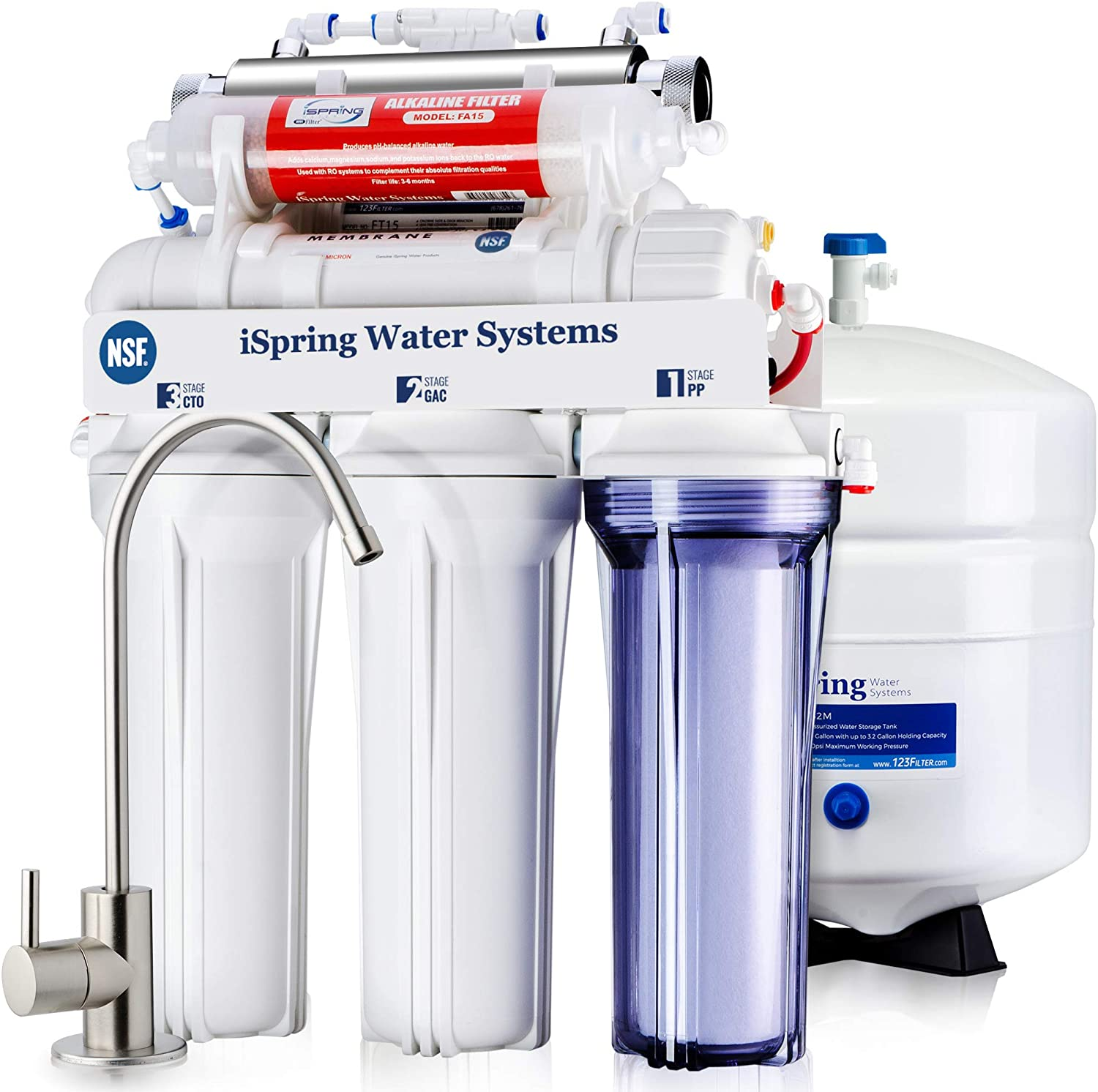 best reverse osmosis system for well water and aquariums
