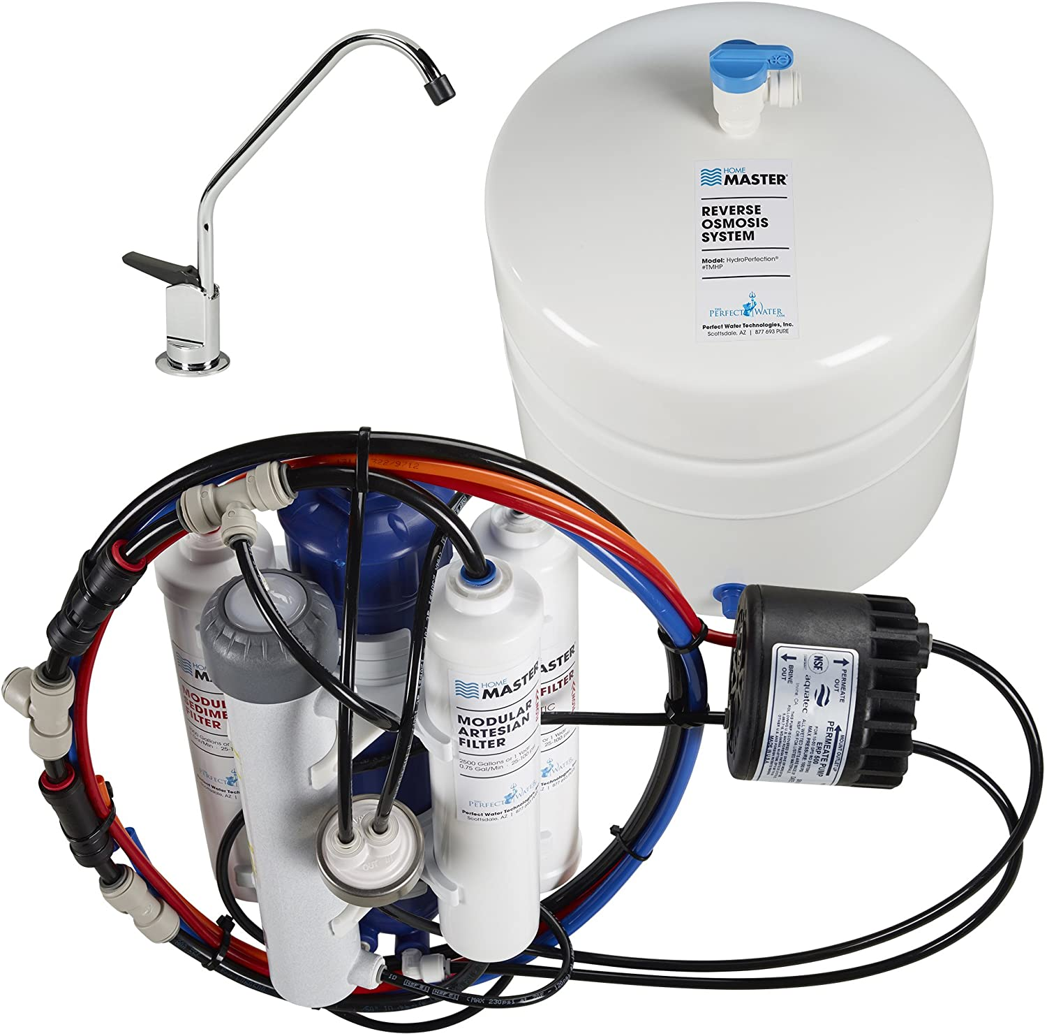 best ro system for well water